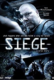 True Crime: Siege Poster