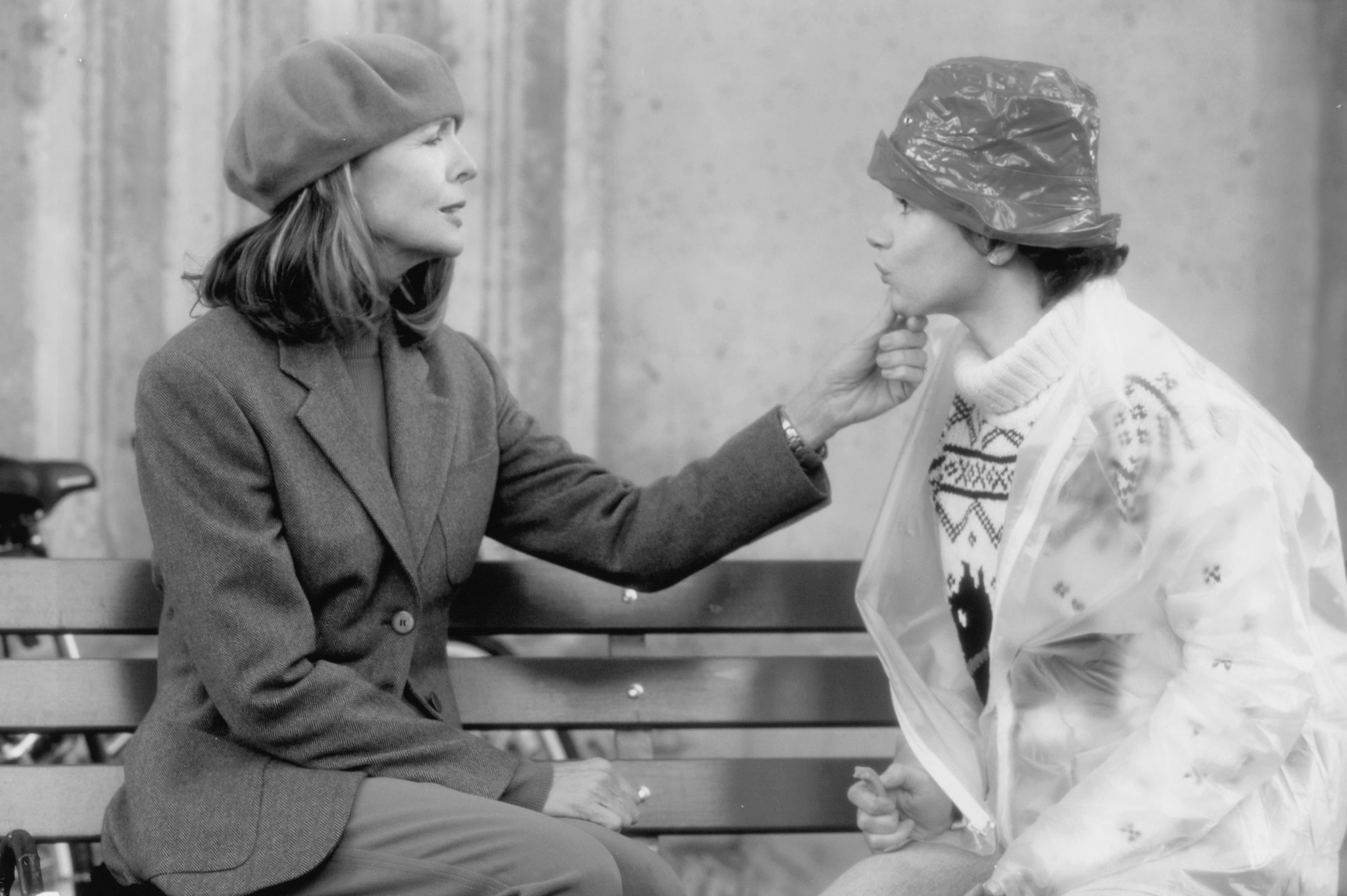 Diane Keaton and Juliette Lewis in The Other Sister (1999)