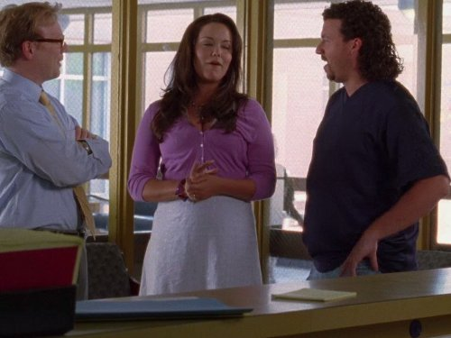 Andrew Daly, Danny McBride, and Katy Mixon in Eastbound & Down (2009)