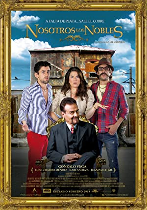 The Noble Family (2013)