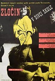 Zlocin v dívcí skole Poster