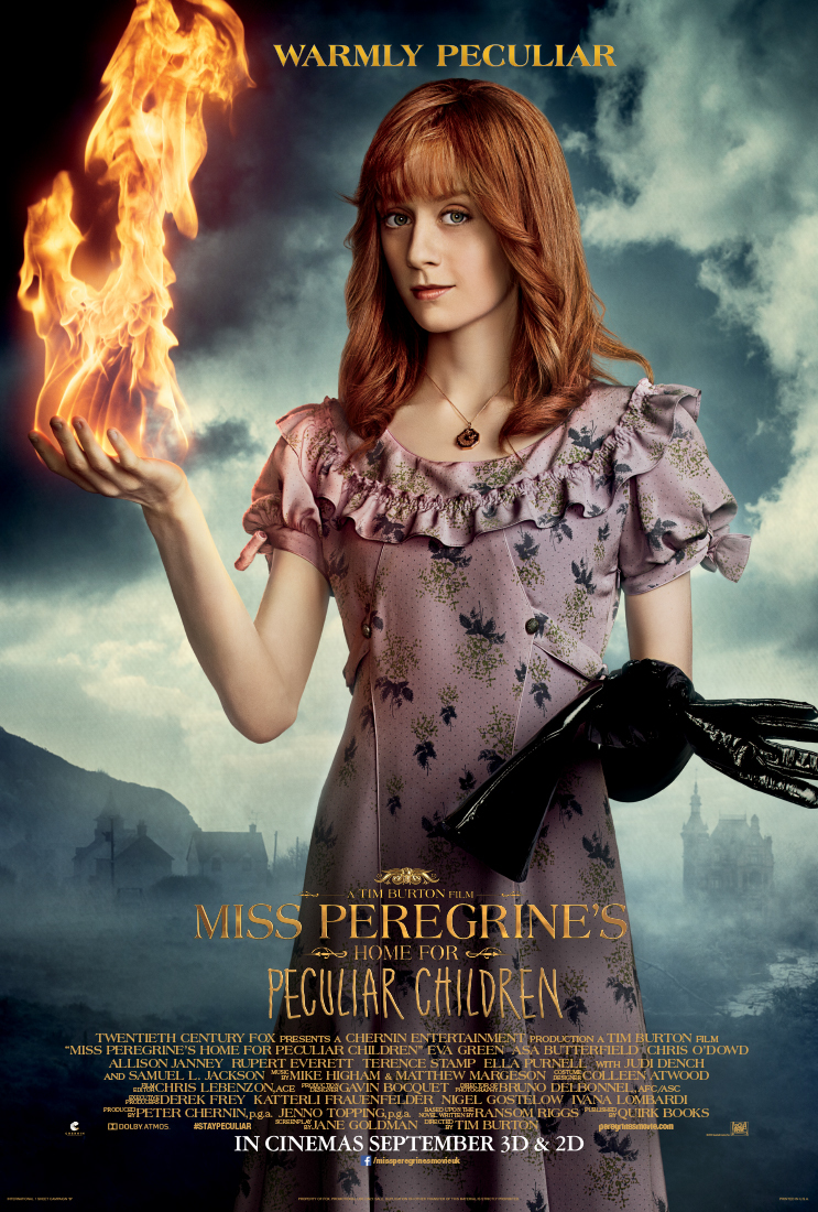 Miss Peregrine S Home For Peculiar Children 2016 Photo Gallery Imdb