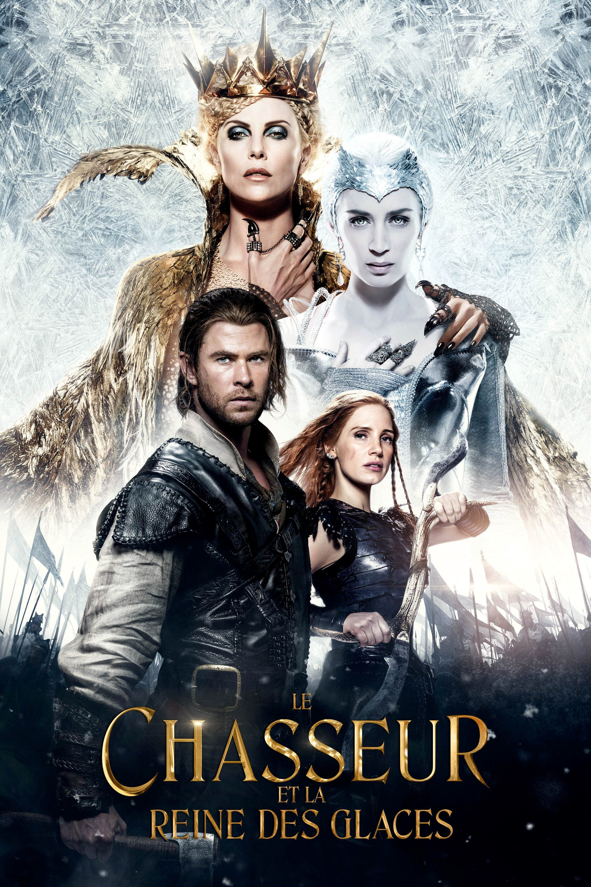The Huntsman 2 Winter's War (2016) Extended Dual Audio [Hindi-DD5.1] 720p BluRay With English Subtitles