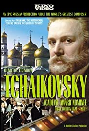 Tchaikovsky (1970) Poster - Movie Forum, Cast, Reviews