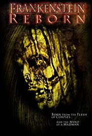 Frankenstein Reborn (2005) Poster - Movie Forum, Cast, Reviews