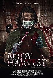 Body Harvest Poster