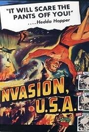 Invasion, U.S.A. Poster
