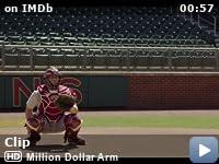 million dollar arm rating