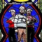 Joseph Gordon-Levitt, Seth Rogen, and Anthony Mackie in The Night Before (2015)