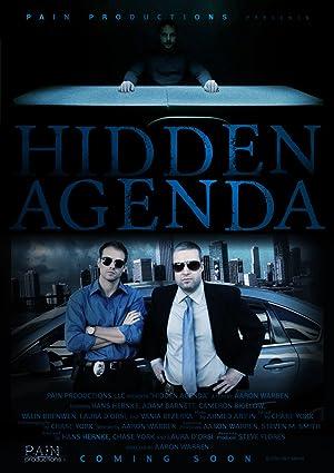 Download Hidden Agenda (2015) Dual Audio (Hindi-English) 480p [300MB]    720p [900MB]