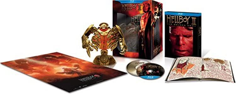 Watch online adults movie hollywood Max on Set: Hellboy II - The Golden Army USA [flv]