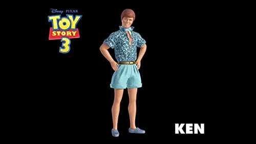 Toy Story 3 Ken  s Dating tips