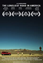 The Loneliest Road in America Poster