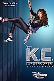 K.C. Undercover (2015) Poster - TV Show Forum, Cast, Reviews