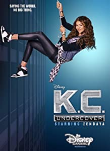 Downloading 3d movies itunes K.C. Undercover [640x640]