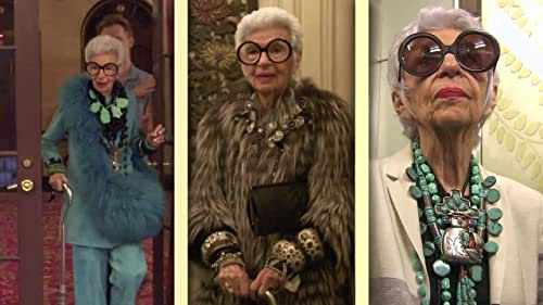 Iris pairs documentarian Albert Maysles with Iris Apfel, the quick-witted, flamboyantly dressed 93-year-old style maven who has had an outsized presence on the New York fashion scene for decades.