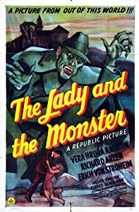 MP4 new movies downloads free The Lady and the Monster USA [720px]