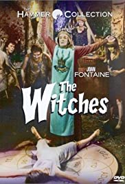 The Witches (1966) Poster - Movie Forum, Cast, Reviews