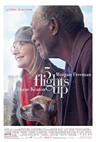 Morgan Freeman and Diane Keaton in 5 Flights Up (2014)