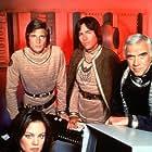 """Battlestar Gallactica"" Dirk Benedict, Richard Hatch, Lorne Greene,"