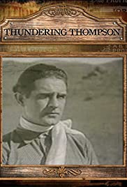Thundering Thompson Poster