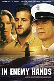 Lauren Holly, William H. Macy, and Scott Caan in In Enemy Hands (2004)