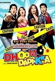 Dhoom Dadakka Poster