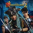 China Anne McClain, Dylan Playfair, and Thomas Doherty in Descendants 2 (2017)