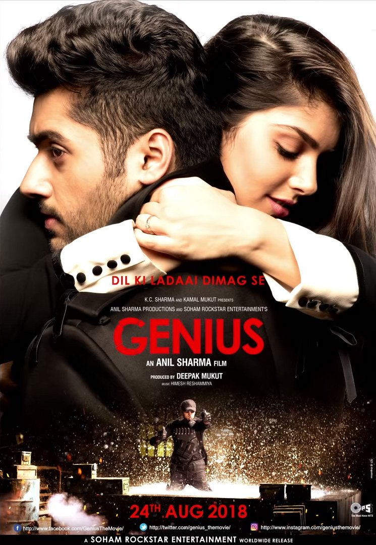 Genius (2018) Hindi Proper WEB-HDRip – 480P | 720P – x264 – 400MB | 1GB Download