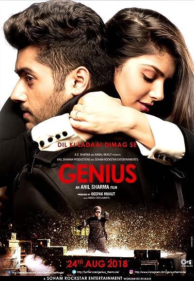 Genius (2018) Hindi WEB-DL  720P  x264  1.2GB  Download