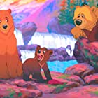 Joaquin Phoenix and Jeremy Suarez in Brother Bear (2003)