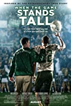When the Game Stands Tall (2014) Poster