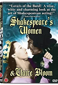 Primary photo for Shakespeare's Women & Claire Bloom