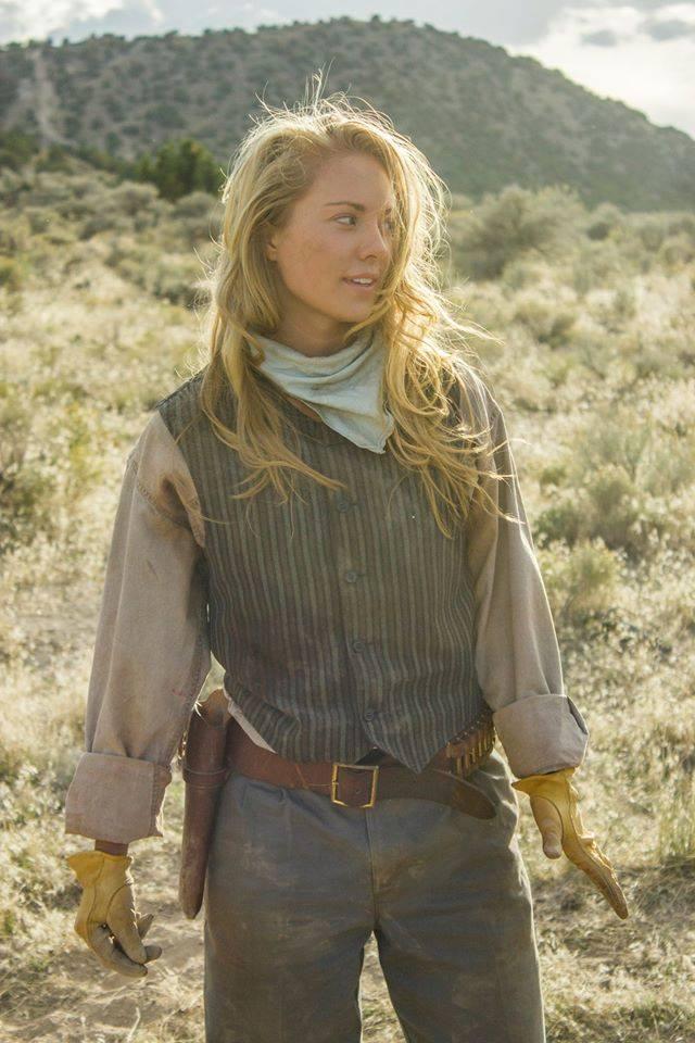 Danielle C. Ryan in Mochila: A Pony Express Adventure (2014)