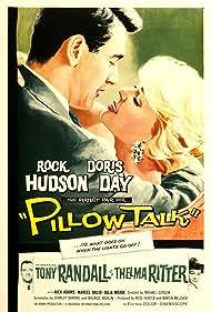 Doris Day, Rock Hudson, Tony Randall, and Thelma Ritter in Pillow Talk (1959)