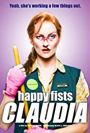 Happy Fists Claudia Poster