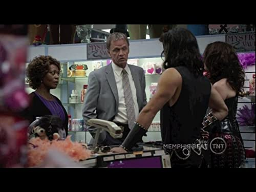 Sam Hennings 'Memphis Beat' Season Two