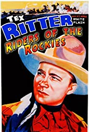 Riders of the Rockies Poster