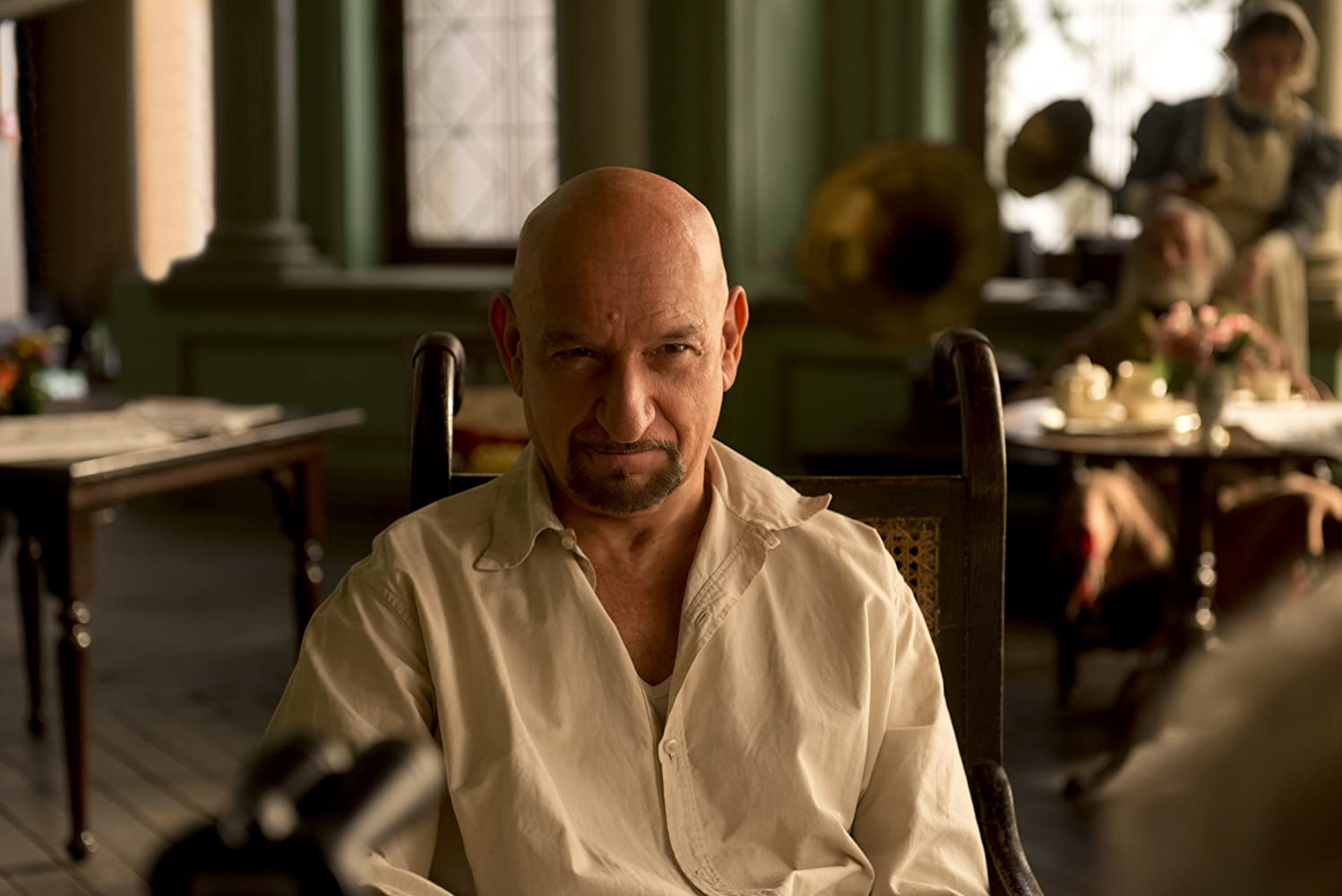Ben Kingsley in Eliza Graves (2014)