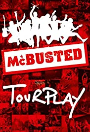 McBusted: Tourplay Poster