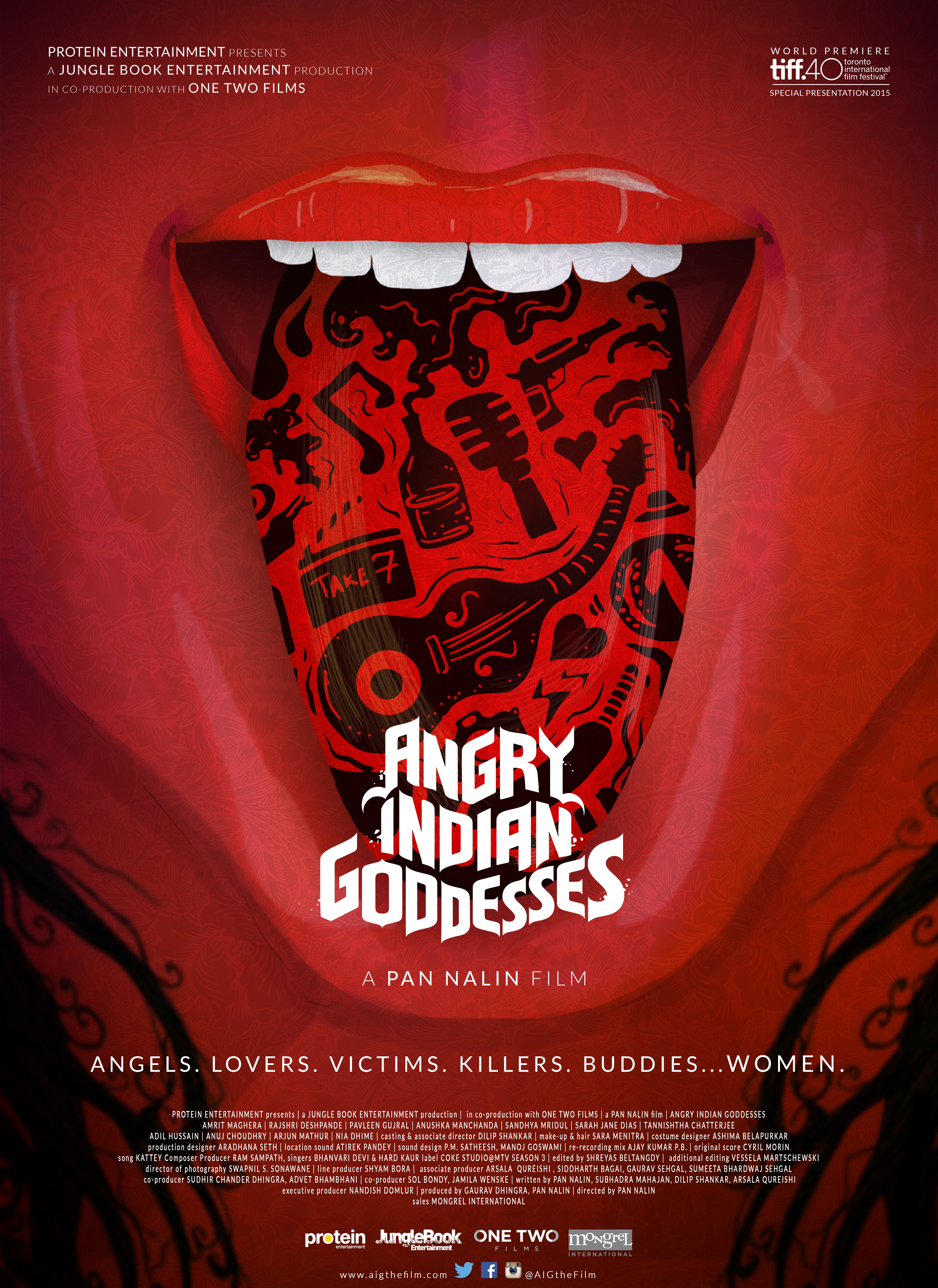 Angry Indian Goddesses (2015) - IMDb