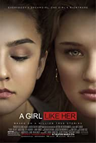 Hunter King and Lexi Ainsworth in A Girl Like Her (2015)