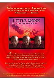 Little Monk Poster