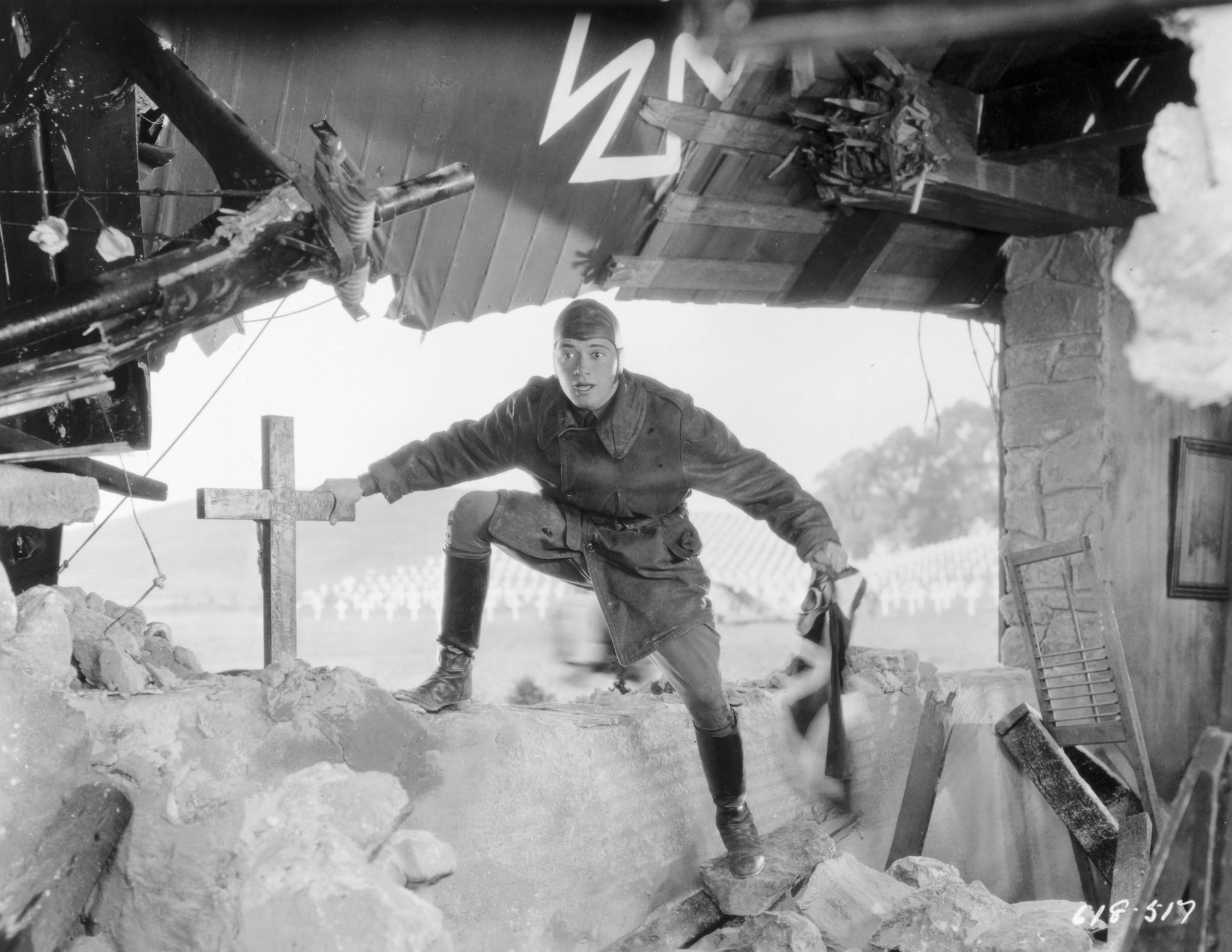 Charles 'Buddy' Rogers in Wings (1927)