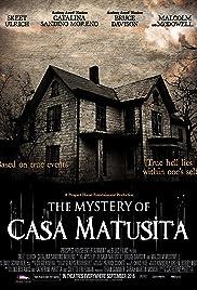 The Mystery of Casa Matusita Poster