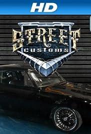Street Customs Poster