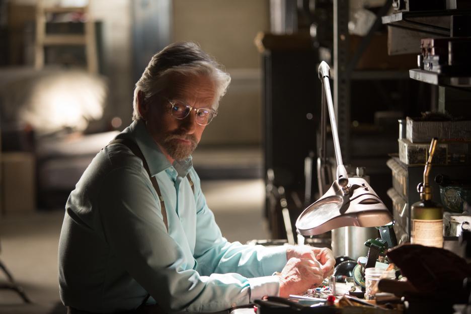 Michael Douglas in Ant-Man (2015)