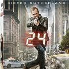 Kiefer Sutherland in 24 (2001)