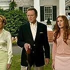 Christopher Walken, Jane Seymour, and Isla Fisher in Wedding Crashers (2005)