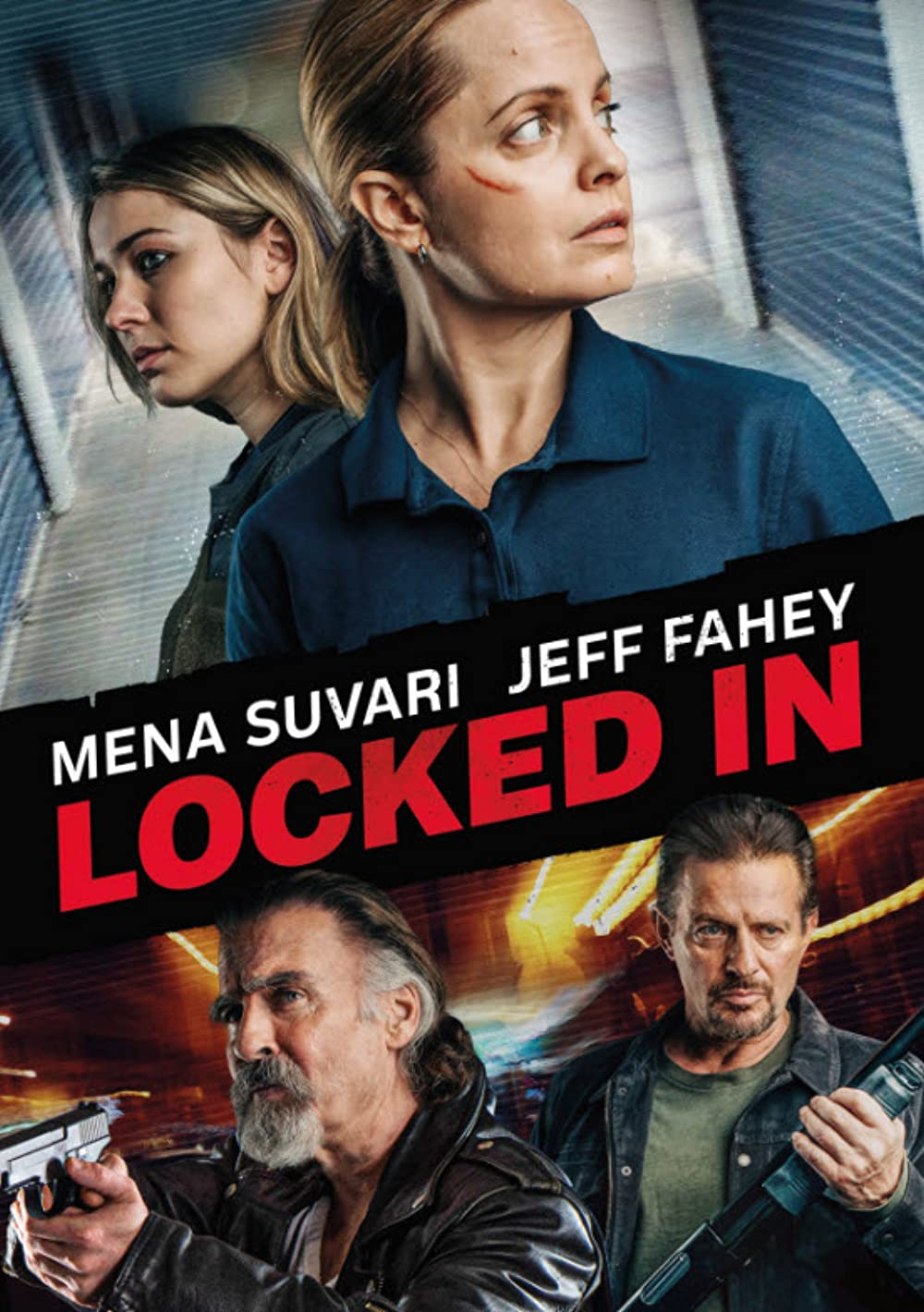 Locked In 2021 English Full Movie 720p HDRip 790MB Download